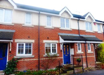 Thumbnail 2 bed terraced house to rent in Brook Close, Dunstable