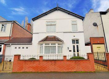 Thumbnail Detached house for sale in Gillott Road, Edgbaston, Birmingham