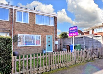 Thumbnail 3 bed end terrace house for sale in Landrail Road, Sittingbourne