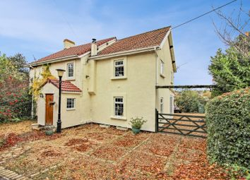 Thumbnail 4 bed detached house for sale in Hillcrest, Backwell