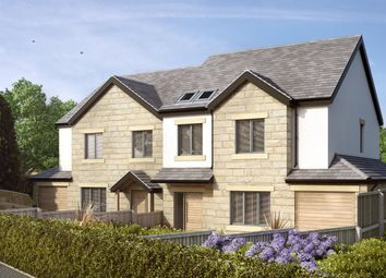 Thumbnail 5 bed detached house for sale in Wentworth, Menston Old Lane, Burley In Wharfedale, Ilkley