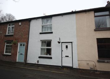 Thumbnail 2 bed cottage for sale in Poleacre Lane, Woodley, Stockport