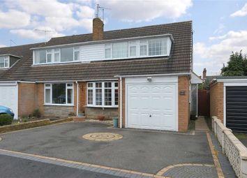 Thumbnail 3 bed semi-detached house for sale in Bernwall Close, Stourbridge, Stourbridge, West Midlands