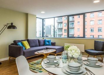 Thumbnail 2 bedroom flat for sale in Holman House, 125A Queen Street, Sheffield