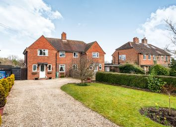 Thumbnail 3 bed semi-detached house for sale in Chiltern Cottages, Ibstone, High Wycombe