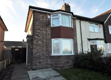 Thumbnail 3 bed end terrace house for sale in Dwerryhouse Lane, Liverpool, Merseyside