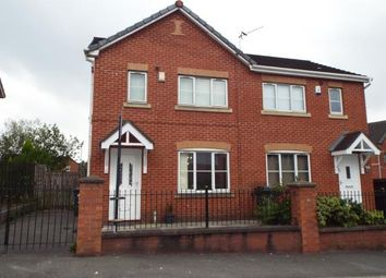 Thumbnail 3 bedroom semi-detached house for sale in Carriage Drive, Manchester, Greater Manchester