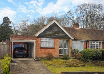 Thumbnail 3 bedroom bungalow for sale in Longmeadow, Frimley, Camberley, Surrey