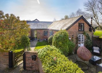 Thumbnail 2 bed barn conversion for sale in Cherry Green, Westmill, Buntingford