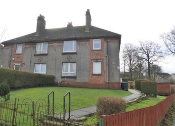 Thumbnail 1 bed flat for sale in Levern Crescent, Barrhead