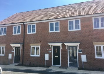 Thumbnail 3 bed terraced house to rent in Holly Court, Newark