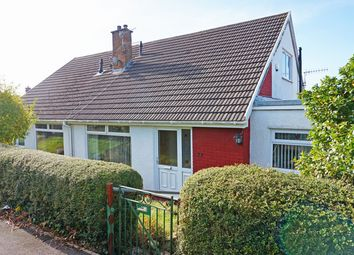 Thumbnail 3 bed semi-detached bungalow for sale in Shirldale Close, Maesycwmmer