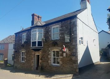 Thumbnail Pub/bar for sale in Fore Street, Holbeton