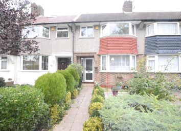Thumbnail 3 bed terraced house to rent in Berwick Crescent, Sidcup, Kent