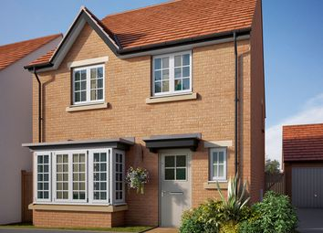 """Thumbnail 4 bed detached house for sale in """"The Mylne V1"""" at Coventry Road, Cawston, Rugby"""