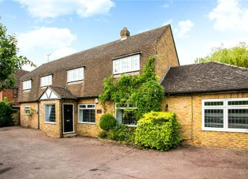 Thumbnail 4 bed detached house for sale in Marlow Road, Bourne End, Buckinghamshire
