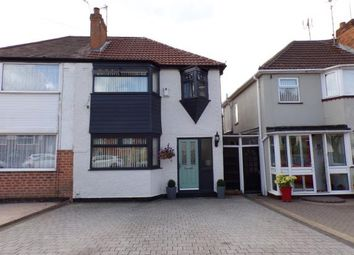 Thumbnail 3 bed semi-detached house for sale in Max Road, Quinton, Birmingham, West Midlands