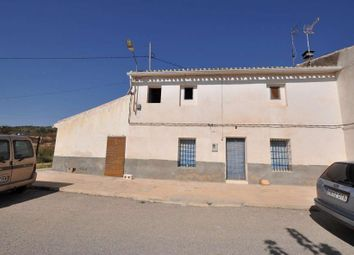 Thumbnail 5 bed country house for sale in Pinoso, Alicante, Spain
