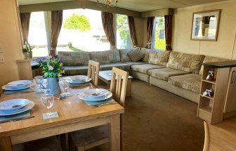 2 bed mobile/park home for sale in Grange Court, Grange Road, Goodrington, Paignton, Devon TQ4
