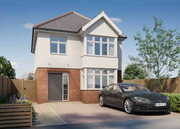 Thumbnail 3 bed detached house for sale in Cypress Grove, Ilford
