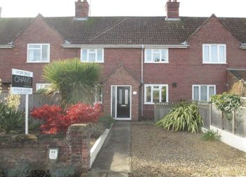 Thumbnail 3 bed terraced house for sale in St. Andrews Road, Yeovil