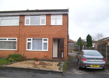 Thumbnail 3 bed town house for sale in 2 Tregaron Grove, Hindley Green, Wigan, Lancashire