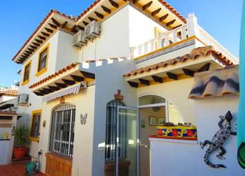 Thumbnail 3 bed town house for sale in 9 Calle Castillo De Guadalest, Orihuela Costa, Alicante, Valencia, Spain