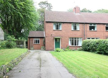 Thumbnail 3 bed semi-detached house to rent in Lime Avenue, Firbeck, Worksop, Nottinghamshire