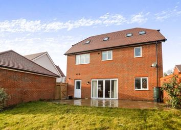 Thumbnail 5 bed detached house for sale in Lancaster Close, Hamstreet, Ashford, Kent