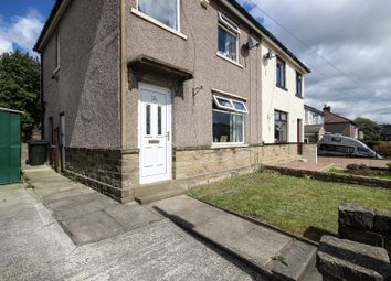 Thumbnail 3 bed semi-detached house for sale in Ashbourne Road, Keighley