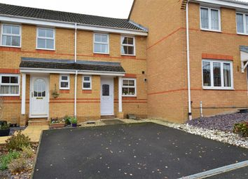 Thumbnail 2 bed terraced house for sale in Larking Drive, Allington, Maidstone, Kent