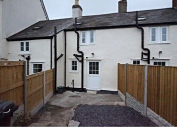 Thumbnail 1 bed terraced house to rent in London Road, Rhyl
