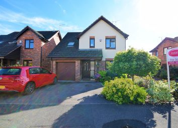 Thumbnail 4 bed detached house for sale in Sedgewick Gardens, Up Hatherley, Cheltenham
