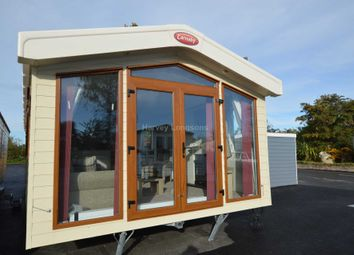 Thumbnail 2 bedroom mobile/park home for sale in Tarka Holiday Park, Braunton Rd, Ashford, Barnstaple