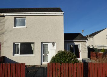 Thumbnail 2 bed end terrace house for sale in Torridon Park, Forres