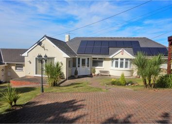 Thumbnail 6 bed detached bungalow for sale in Mount Pleasant Road, Dawlish