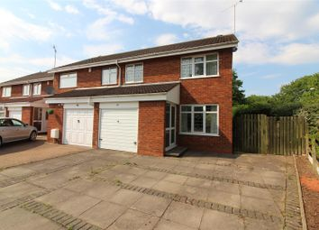 Thumbnail 3 bed semi-detached house to rent in Stoneywood Road, Walsgrave On Sowe, Coventry