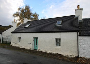 Thumbnail 1 bed semi-detached house for sale in Plane Tree Cottage, Main Street, Dervaig