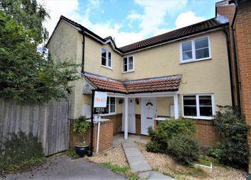 Thumbnail 1 bed maisonette for sale in Cheltenham Gardens, Hedge End, Southampton
