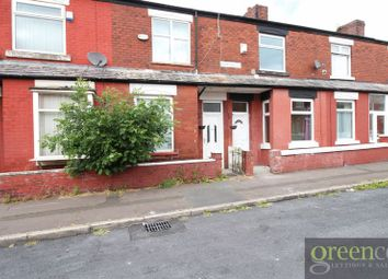 Thumbnail 2 bed terraced house to rent in Kenyon Street, Abbey Hey, Manchester