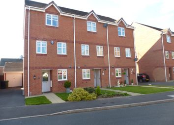 Thumbnail 4 bed town house to rent in Vernon Drive, Market Drayton