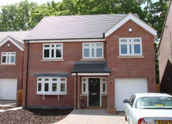 Thumbnail 5 bed detached house to rent in Noray Close, Leicester