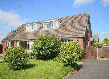 Thumbnail 3 bed semi-detached bungalow to rent in Middle Hey, Much Hoole, Preston