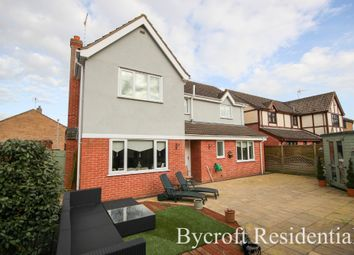 Thumbnail 4 bed detached house for sale in Hanly Court, Caister-On-Sea, Great Yarmouth