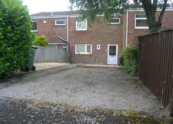 Thumbnail 3 bed terraced house to rent in Wye Court, Thornhill, Cwmbran