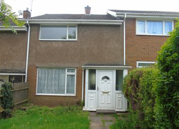 Thumbnail 2 bed terraced house for sale in Neyland Path, Fairwater, Cwmbran