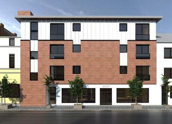 Thumbnail Studio for sale in Apartment 1-15, 24 Cannon Street, Preston