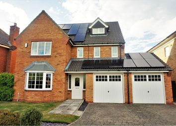 Thumbnail 6 bed detached house for sale in Yeldon Close, Sunderland