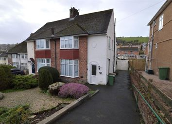 Thumbnail 3 bed semi-detached house for sale in Westway, Plymouth, Devon