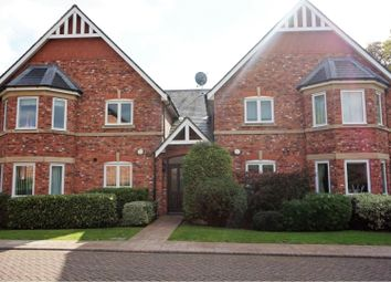 Thumbnail 2 bed flat for sale in Eton Drive, Cheadle